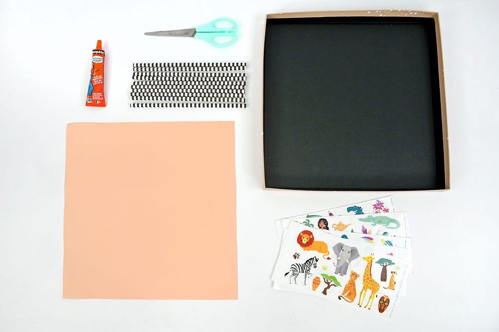 Die Rückkehr der zeitlosens Murmelspiele! Machen Sie ein super Murmellabyrinth, leicht zu machen für Ihre Kinder aus Recyclingmaterialien!