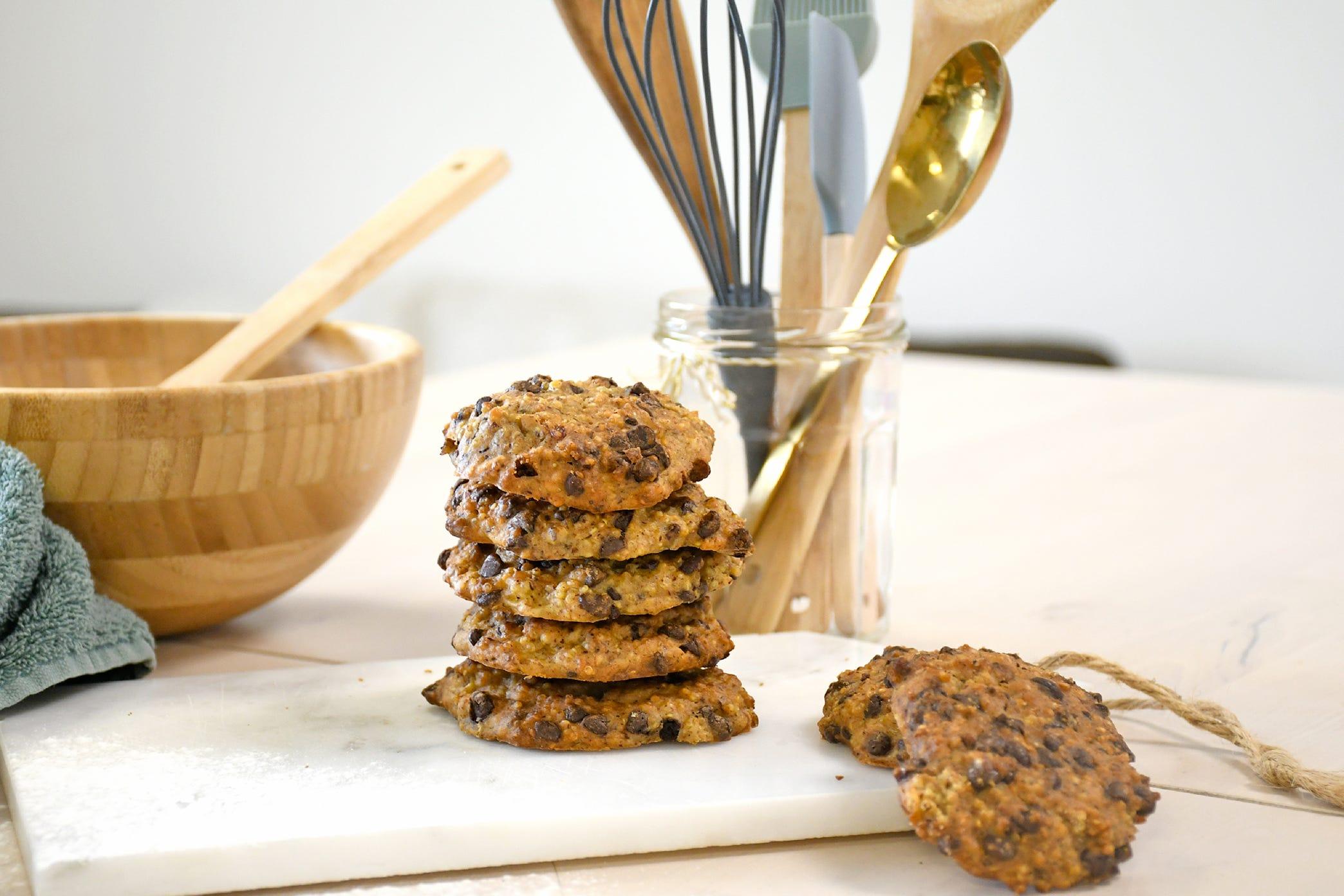 Ändern Sie die traditionellen Cookies mit unserem Quinoa-Rezept!